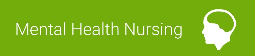Mental health nursing jobs