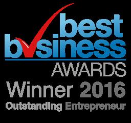 Best Business Awards' Outstanding Entrepreneur